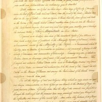 Featured Document: Letter by Moses Seixas to George Washington
