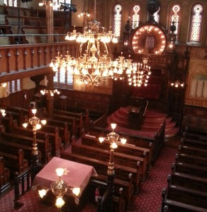 The Eldridge Street Synagogue, NY