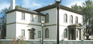 The Touro Synagogue, Newport, RI