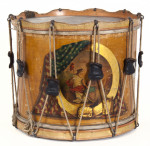1861 drum from the 1st Minnesota Volunteer Infantry Regiment of the Army of the Potomac