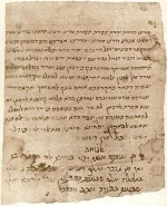 Autographed Letter of Abraham, Son of Maimonides, Early 13th c.