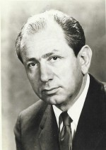 Rabbi Joachim Prinz, President of the American Jewish Congress